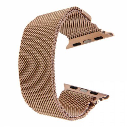 Milanese Loop Rose Gold για Apple Watch 42mm OEM