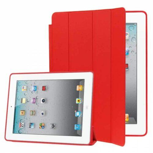 Smart Case Red για iPad 2/3/4 OEM