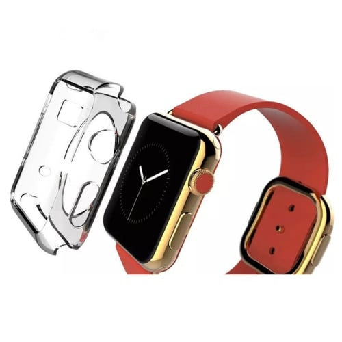 Ultra Thin Silicon Case Διάφανη Apple Watch 42mm OEM