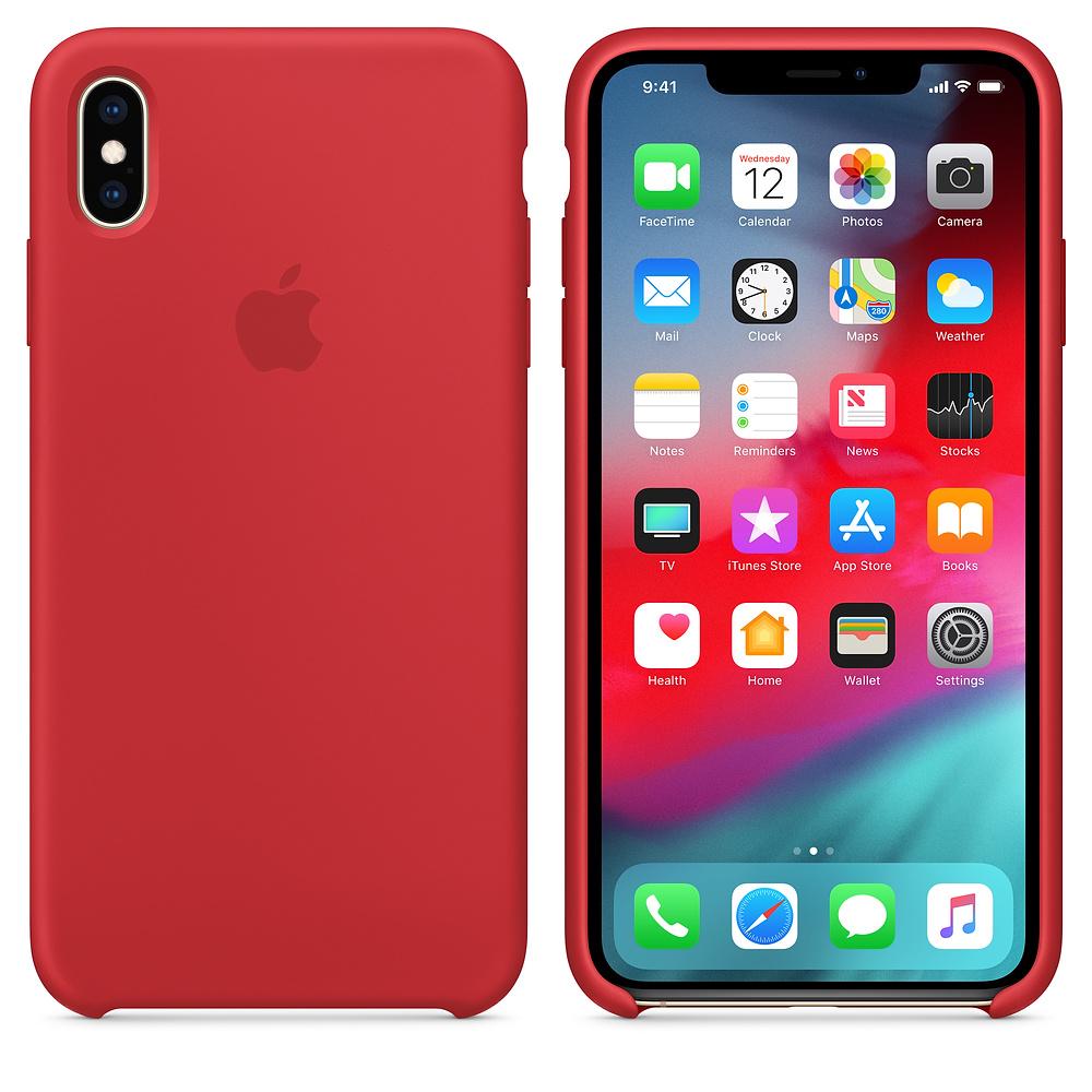 iphone xs max θηκες red